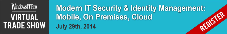 Modern IT Security & Identity Management: Mobile, On Premises, Cloud